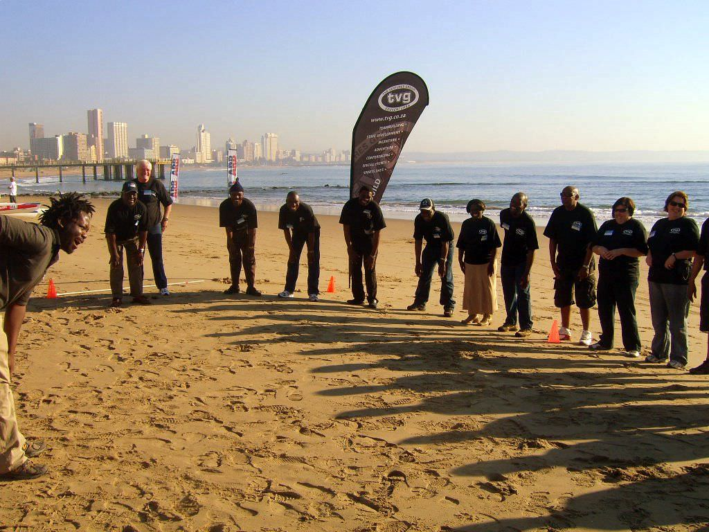 Durban Team Building Venue - Durban Beach Front