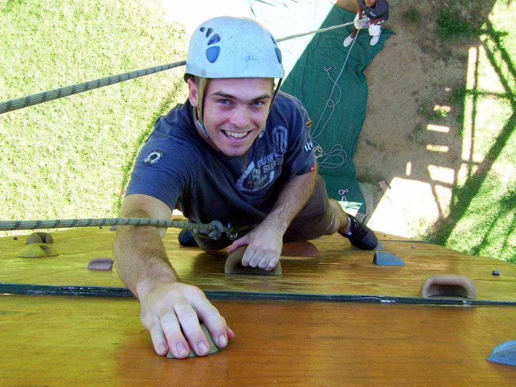 Climbing-Wall