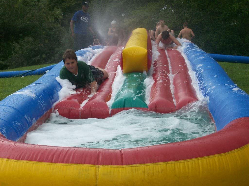 Slip-a-Slide