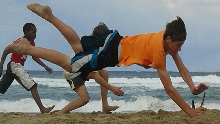 Beach-Challenges