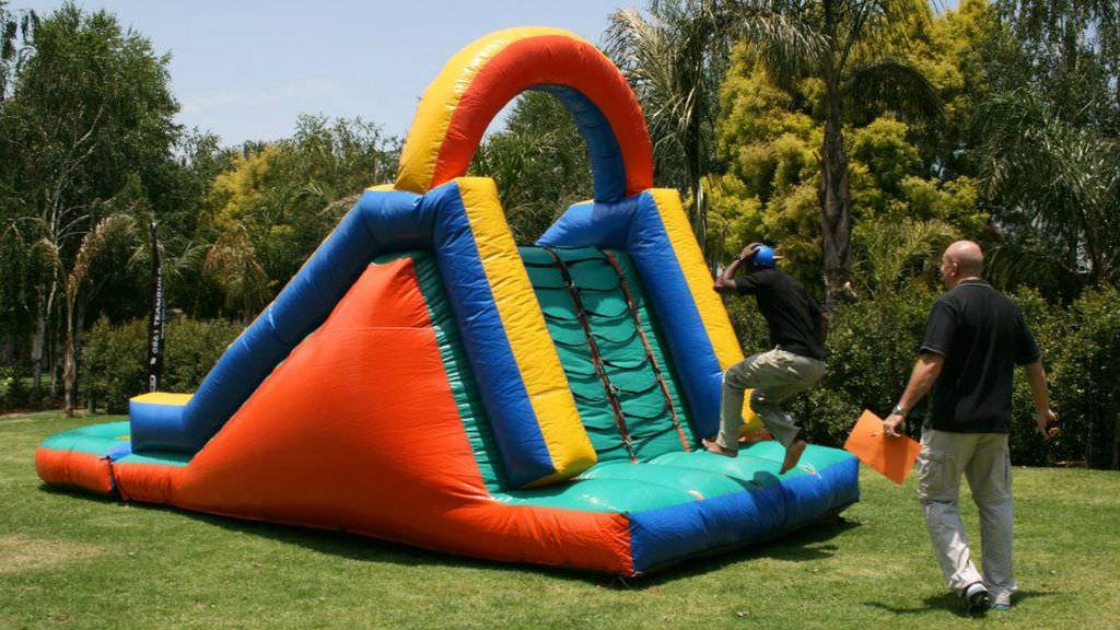 Inflatable-Challange