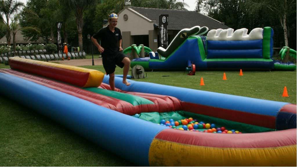 Inflatable-Challenge