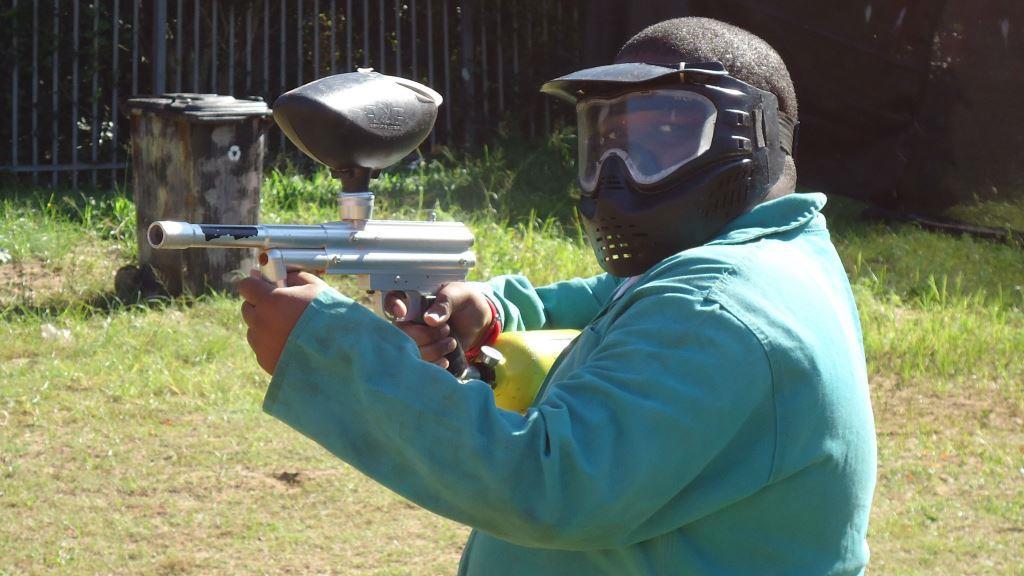 Target-Shooting