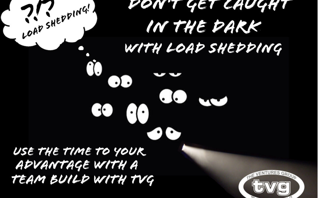 Make the most of load shedding in South Africa